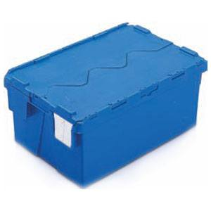 Economy Attached Lid Containers